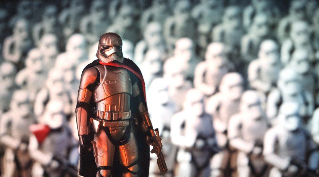 Star Wars, játékfigurák